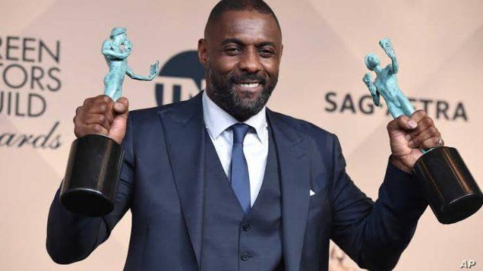 Actor Idris Elba Says He Has Coronavirus