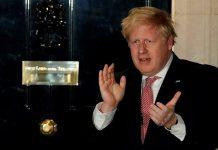 British PM, Boris Johnson, Health Secretary, Matt Hancock In Self-isolation With Coronavirus