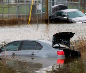 Heavy Rain Storm Wreaks Havoc In Calabar