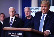 Coronavirus: Trump Backs Away From New York Quarantine