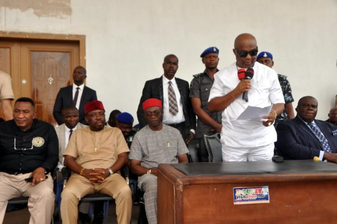 Uzodinma Appoints 30 New Aides