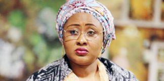 Aisha Buhari Commiserates With Late Kyari's Family
