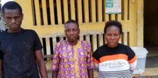Abomination! Herbalist, Wife Nabbed Over Alleged Ritual Killing Of Stepson