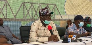 COVID-19: Benue Extends Lockdown, Bans Marriage Ceremonies, Burials, Street Trading