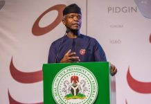 100 Business Proposals To Receive N100m Grants From Osinbajo's Friends