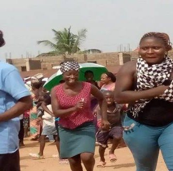 Violence Mars Distribution Of Free Food In Kaduna
