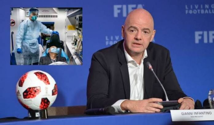 Infantino Says Football Will Be Totally Different After Coronavirus