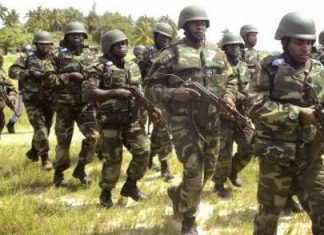 Nigerian Troops Rescue 15 Kidnapped Victims From Pirates