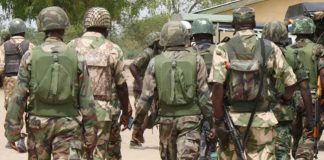 Troops Kill Nine Bandits, Rescue 18 Kidnapped Victims