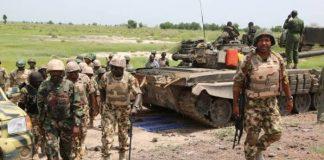 Troops Kill 21 Bandits In Zamfara