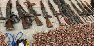 Troops Recover 14 AK47 Rifles, 10,000 Ammunition From Zamfara Bandits