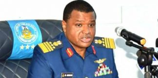 NAF@56: Air Chief Commends Troops, For Courage, Commitment, Patriotism