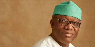 COVID-19: Fayemi Cuts Salaries Of Political Appointees By 50%