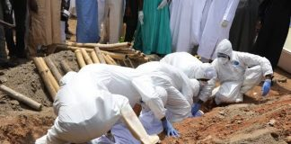 Abba Kyari: Gudu Cemetery Decontaminated, Abandoned PPE Evacuated - FCTA