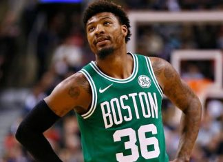 Celtics' Marcus Smart Donating Blood For Experimental Coronavirus Treatment