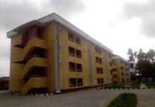 COAS Inaugurates Flats At Ikeja Cantonment