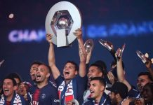 BREAKING: PSG Crowned Ligue 1 Champions