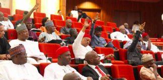 Senate Resumes Plenary, Approves Buhari' s Request For N850bn Loan
