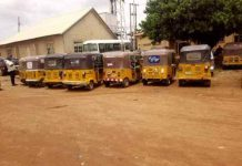 Lockdown: FCT Enforcement Team Impounds 51 Cars, 46 Motorcycles