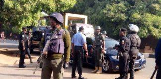 COVID-19 Lockdown: Police Nab Miscreants Terrorizing Lagos Communities