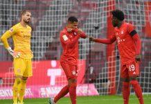 Bundesliga: Bayern Munich Thrash Frankfurt 5-2