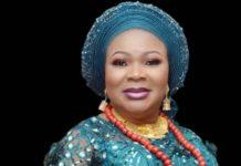 Children's Day 2020: Olori Janet Afolabi Distributes Noodles, Face Masks to children