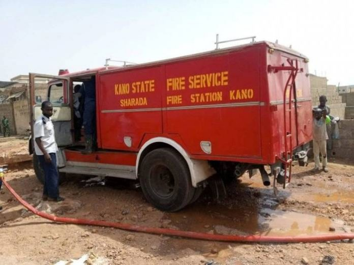 Kano State Fire Service Saves 77 Lives, N820m Goods In 1 Month