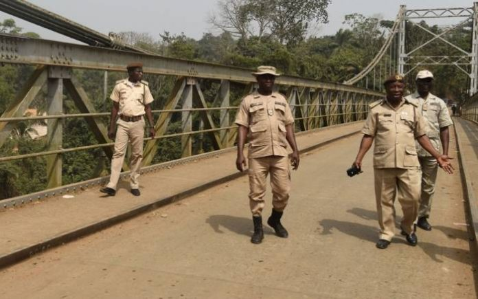 Immigration Service Arrest 14 Togolese, 10 Nigerians At Ogun border