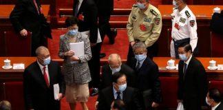 U.S., Britain Warn China As It Moves On Hong Kong Security Laws