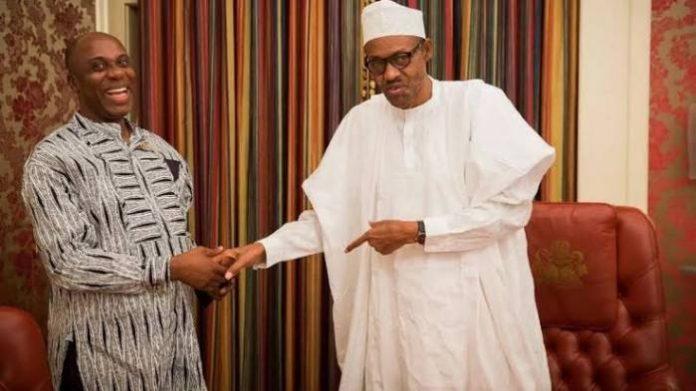 Buhari Felicitates With Minister Of Transportation, Rotimi Amaechi At 55