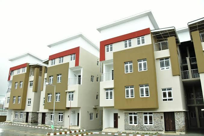 Gov. Sanwo-Olu Commissions 264 Unit's Of Flats In Lekki