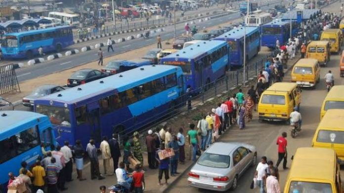 COVID-19: Lagos BRT Increases fares, Number Of passengers