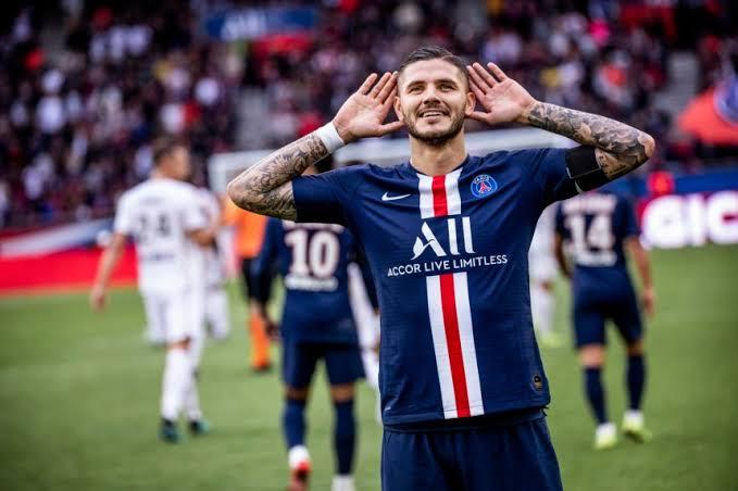 PSG Sign Striker Icardi On Permanent Deal — Inter