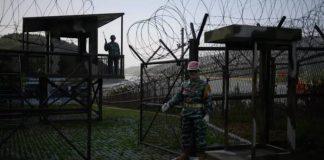 North, South Korea Exchange Gunfire At Border