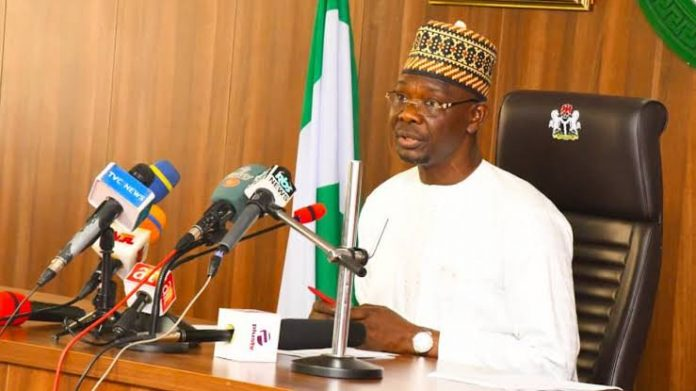 NCDC Driver Tests Positive For COVID-19 In Nasarawa, Says Gov Sule
