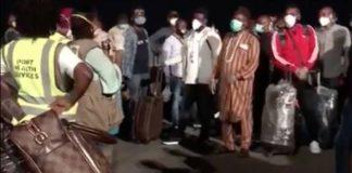 Nigerians Evacuated From Dubai Arrive In Lagos