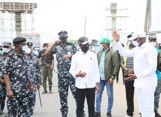 COVID 19: Ensure Compliance With Boundary Restrictions, Delta SSG Tells Task Force
