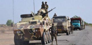 Top Boko Haram Commander Surrenders With Wife, Child