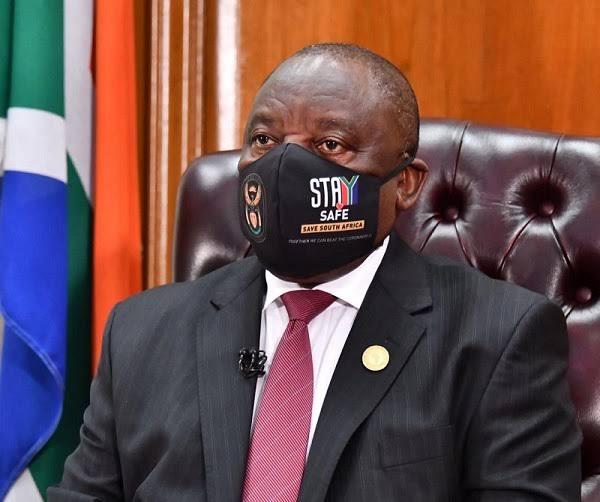 Coronavirus: South Africa's President Ramaphosa Says Outbreak Will Get Worse