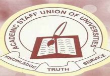 ASUU UI Produces, Unveils 3,000 Face Masks For Members, Vulnerable Groups
