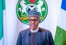 Buhari Greets Chief Edwin Clark At 93