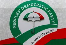 Congress: PDP Chieftain Kicks Against Tenure Extension For Party Officials In Plateau