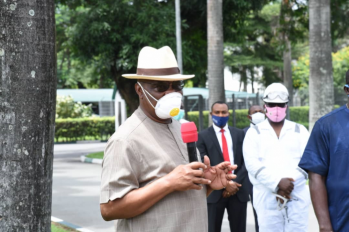 Rivers State Begins Decontamination Exercise