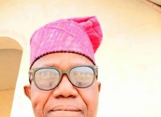 APC Chief, Fasae, Tackles Members Playing Opposition Role In Ekiti