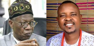 Broadcaster Who Criticised Lai Mohammed Released After 45-day Detention