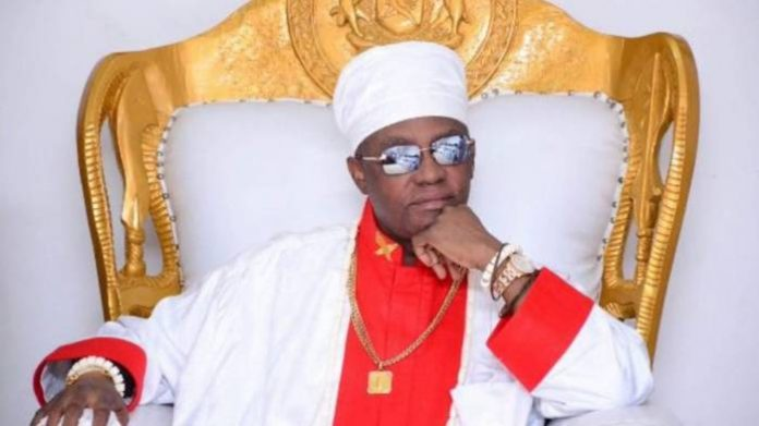 Benin monarch describes alleged insult on Buhari as fake news