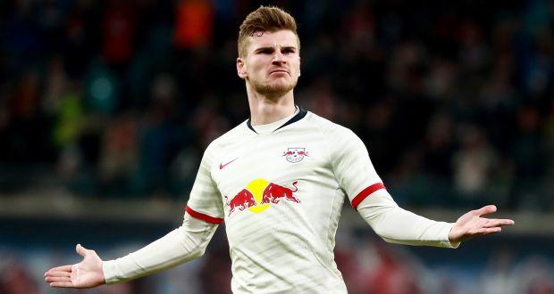 Chelsea Set To Sign Germany Forward Werner