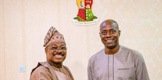 Revealed: Why Ajimobi's Wife Ignored Governor Makinde - Sources