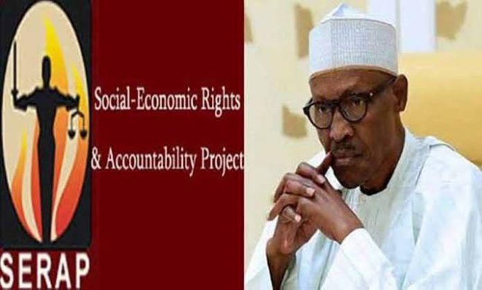 SERAP Reports Buhari, NASS To UN Over Cuts In Health, UBE Budgets, N27bn For Renovation