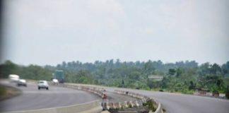 Lagos-Ibadan Expressway: Rain Stalls Kara Bridge Structural Integrity Test